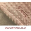 Personalised Baby & Toddler Bath Towel