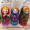 Russian Doll, Set of 5