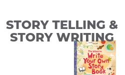Storytelling & Story Writing