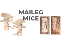 Maileg Mice in Matchboxes