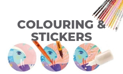Colouring & Stickers