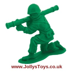 Army Trooper Toy Soldiers