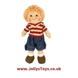 Harry the Rag Doll