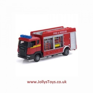 Fire Engine with Sirens