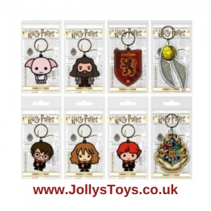 Harry Potter Character Keyring