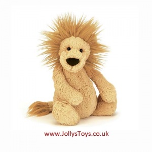 Jellycat Bashful Lion, Small