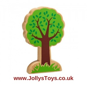 Chunky Wooden Tree