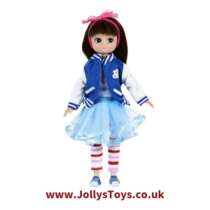 Rockabilly Lottie Doll
