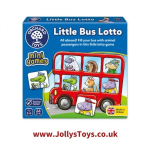 Little Bus Mini Lotto