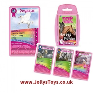 Top Trumps Horses, Ponies & Unicorns