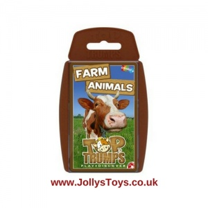 Top Trumps Farm Animals