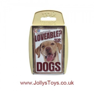 Top Trumps Loveable Dogs