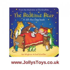 The Bedtime Bear Lift-the-Flap Book
