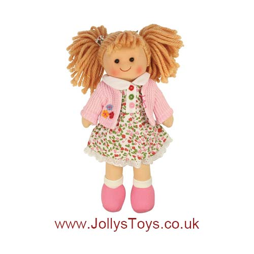Poppy the Rag Doll