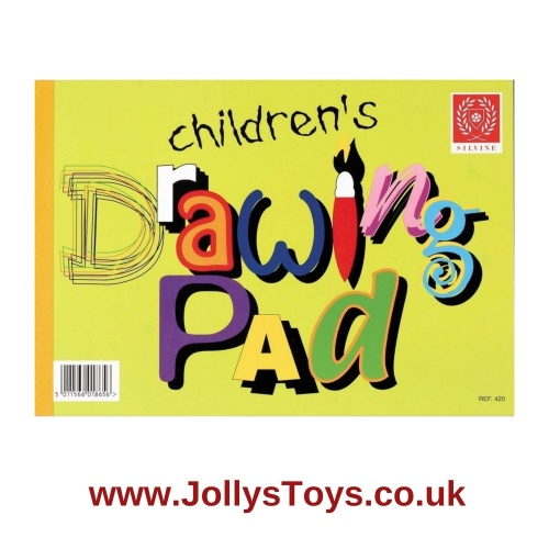 A4 Children's Drawing Pad