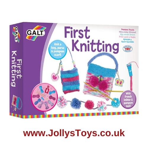 First Knitting Kit