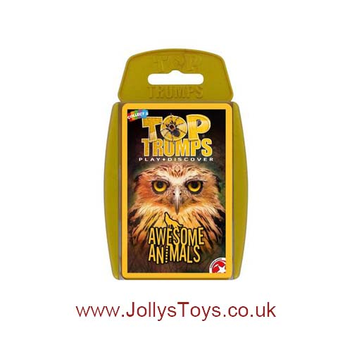 Top Trumps Awesome Animals