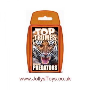 Top Trumps Predators