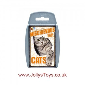 Top Trumps Mischievous Cats