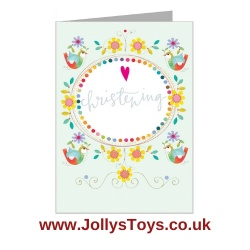 Christening/Baptism Greetings Card
