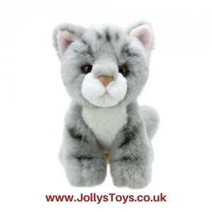 Wilberry Ginger Tom Cat Soft Toy