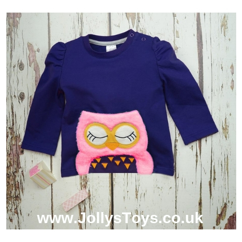Blade & Rose Betty Owl Top