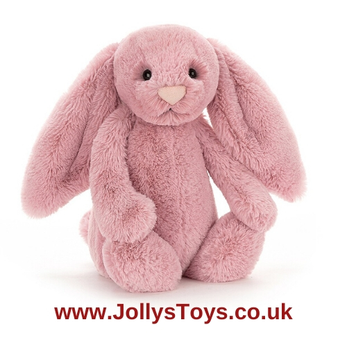 Jellycat Bashful Tulip Bunny, Medium