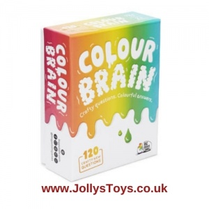 Colour Brain Card Game