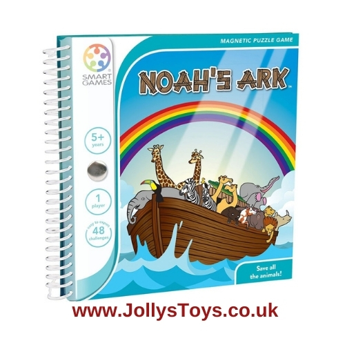 Noah's Ark Magnetic Puzzle Game