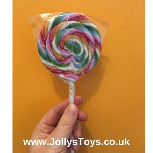 Swirly Lollipop