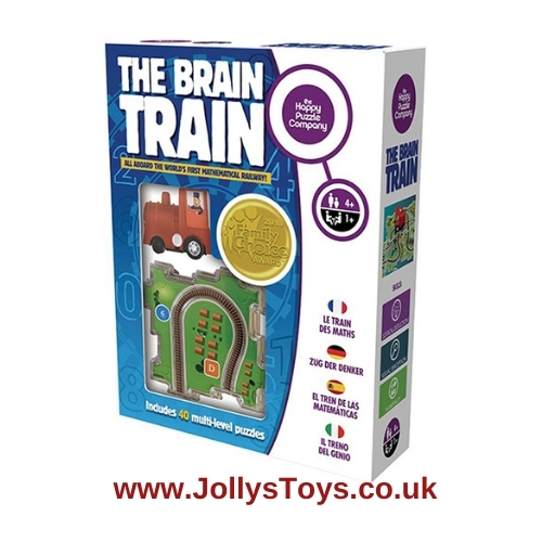 The Brain Train Maths Game